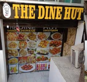 THE DINE HUT